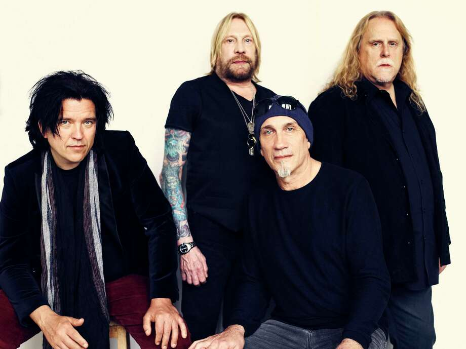Gov't Mule is at Waterbury's Palace Theater Dec. 28 as part of its annual Mule Year's run of shows leading up to a Dec. 31 concert at The Beacon Theatre in New York City. Photo: Jacob Blickenstaff / Contributed Photo / © Jacob Blickenstaff 2017