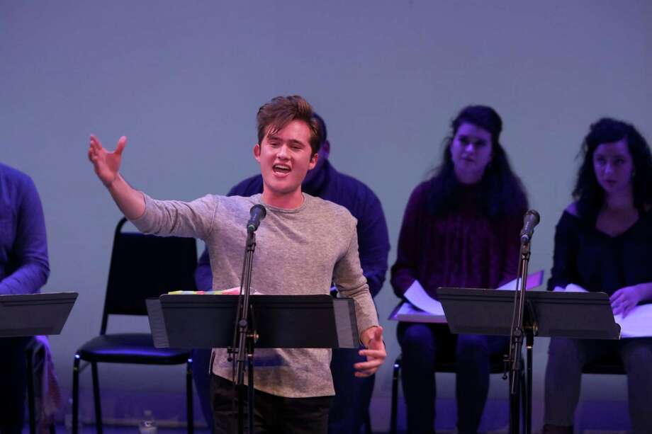 An actor performs at the 2018 Festival of New Plays at the Goodspeed. Photo: Goodspeed Musicals / Contributed Photo / (C)2019 Diane Sobolewski, Goodspeed Musicals