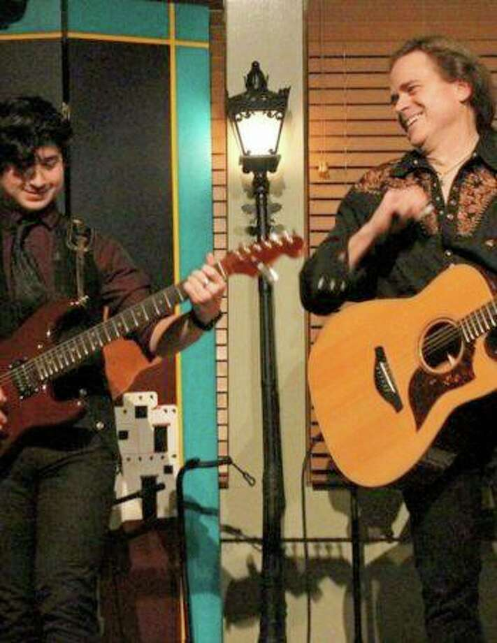 Sharkey and the Sparks perform at the Buttonwood Tree on Jan. 11. Photo: Sharkey And The Sparks / Contributed Photo