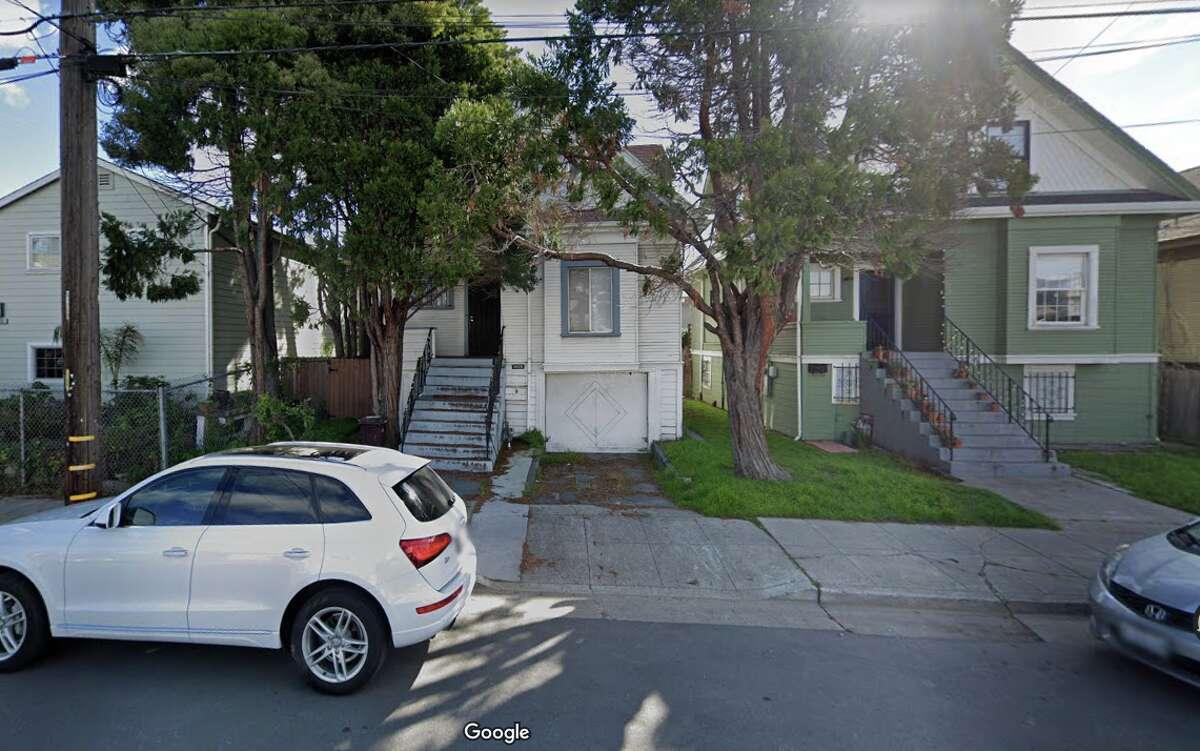 2928 Magnolia St. in Oakland.
