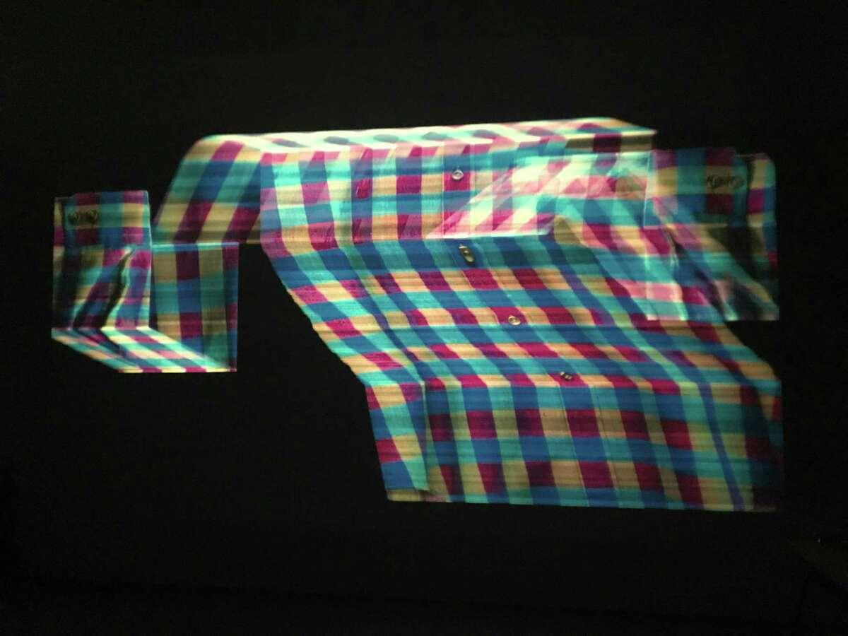 "Blinn & Lambert's ""Romantic Love,"" 2018, Dual 35mm slide-projection, 23 minutes, silent."