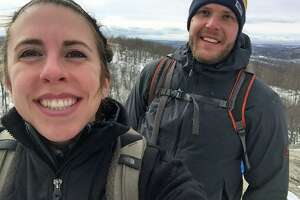 Jamie Pennella and Derek D'Andrea will climb the tallest free-standing mountain in the world on Valentine's Day to raise awareness and funding for cancer research. Bill Pennella, Penella's father, died from prostate cancer in June.
