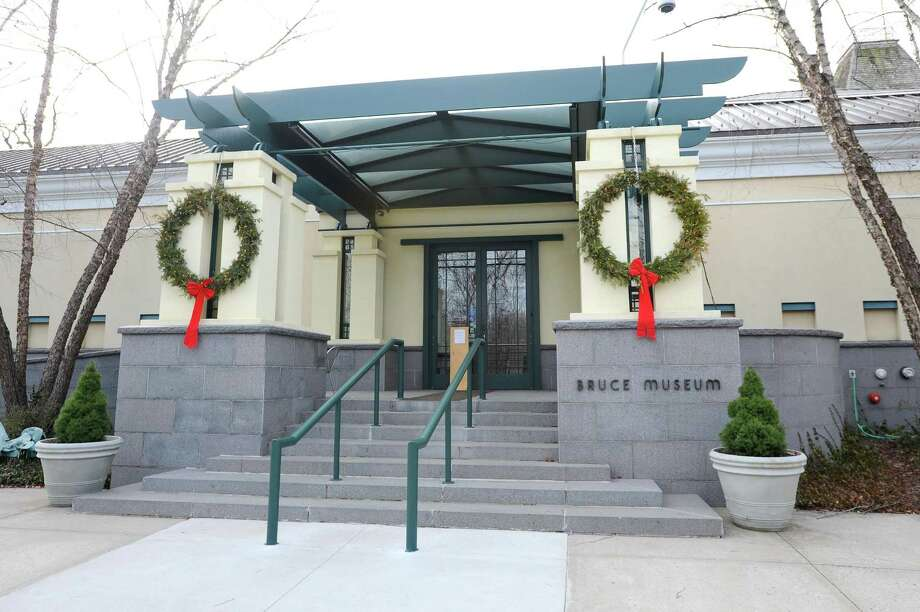 """Looking for something to do during the holiday break? The Bruce Museum is offering free admission and a variety of programs, visit brucemuseum.org for more information. Its newest exhibition features depictions of sea serpents crushing ships, 7-foot-tall giants, a mummified Porsche, and a menagerie of other oddities sure to pique the interest of any visitor interested in the intersection of art and science. """"Collecting Reimagined: A 2D Curiosity Cabinet"""" is on view in the Bantle Lecture Gallery through March 24. Photo: File / Hearst Connecticut Media / Stamford Advocate"""