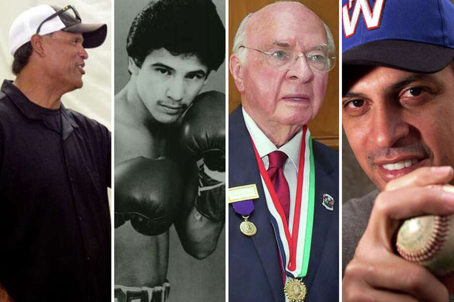 The Latin American International Sports Hall of Fame announced the 2020 class inductees this weekend. The 45th class features three professional athletes along with seven local and statewide honorees. Photo: Courtesy