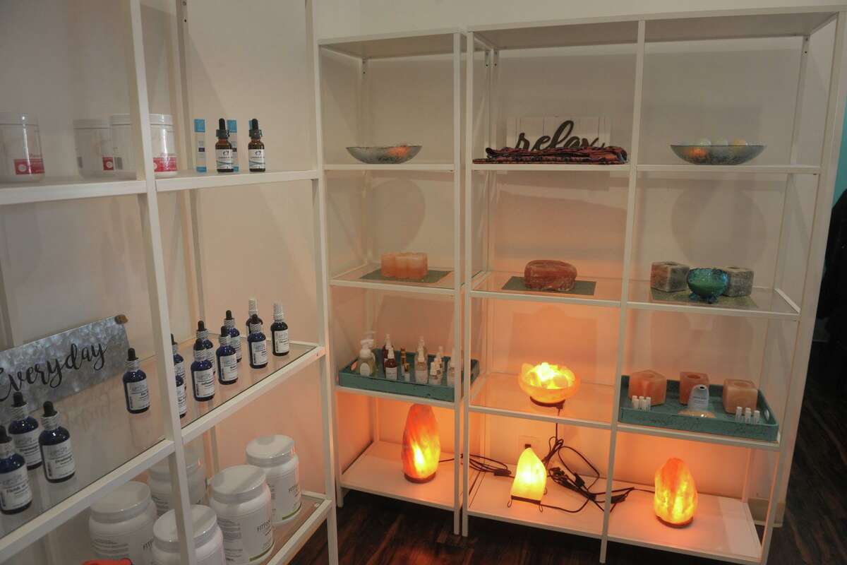 Revive Salt Therapy & Wellness in Milford.