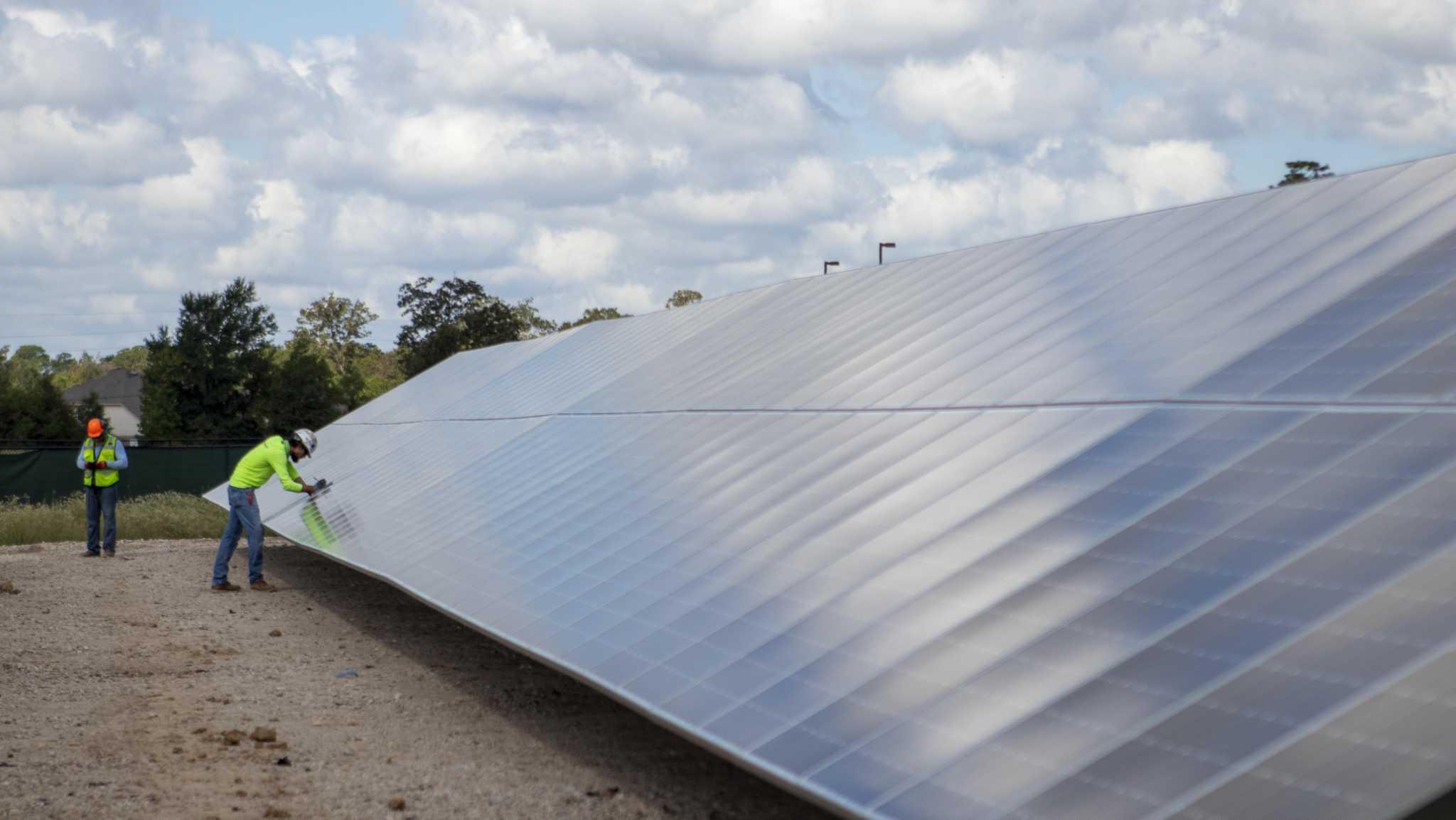 Private equity, venture capital putting money into solar development
