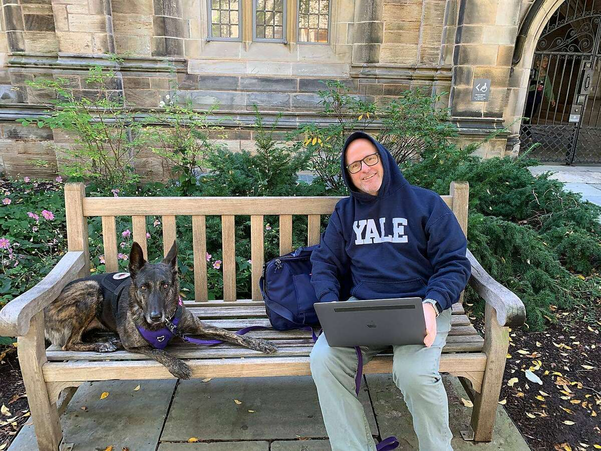 James Hatch, a retired Navy SEAL, is a current freshman at Yale University. An essay Hatch wrote about his first semester has been shared thousands of times on social media this week.