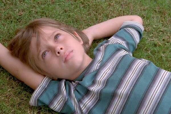 "Six-year-old Mason, played by Ellar Coltrane, in Richard Linklater's ""Boyhood."""