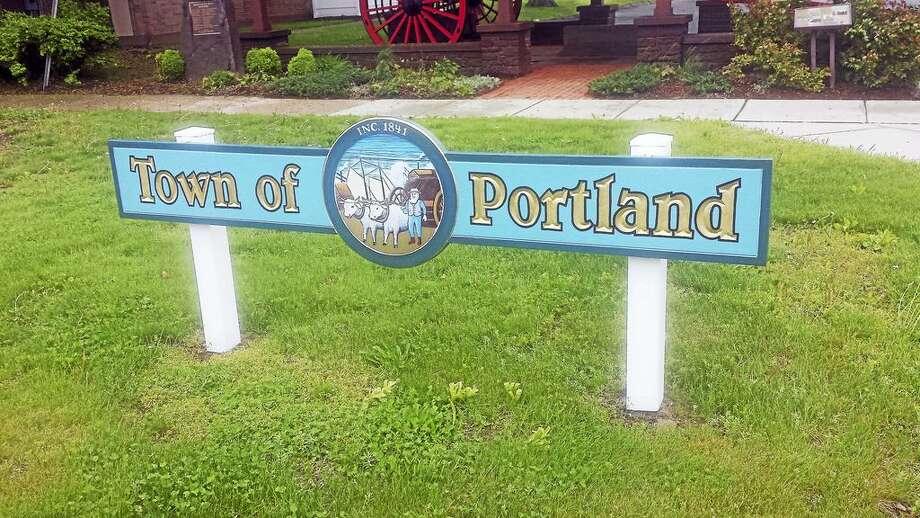 Cassandra Day - The Middletown Press ¬ Portland Town Hall, Police, Community Senior Center Main Street Photo: Digital First Media