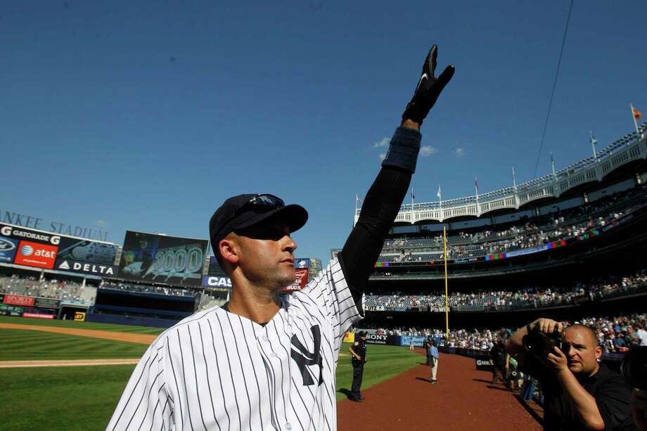 A Hall of Fame vote for the Yankees' Derek Jeter was a no-brainer for Jeff Jacobs. Photo: Frank Franklin II / Associated Press / AP2011