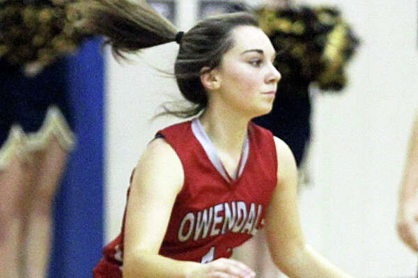 After picking up a season-opening win, the Owendale-Gagetown girls basketball team has found itself on a three-game losing streak after suffering a 38-29 loss at the hands of Bay City All Saints on Friday, Dec. 20.