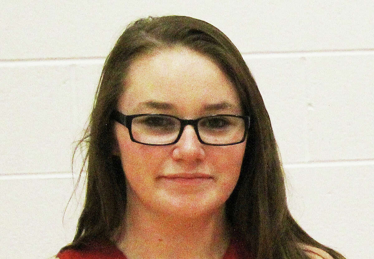 Chelsey Breismiester of the Caseville basketball team