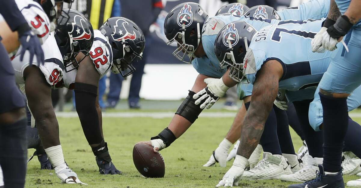 PHOTOS: John McClain's 2019 Week 17 predictions  Tennessee minus-3 ½ at Houston Titans 23-20
