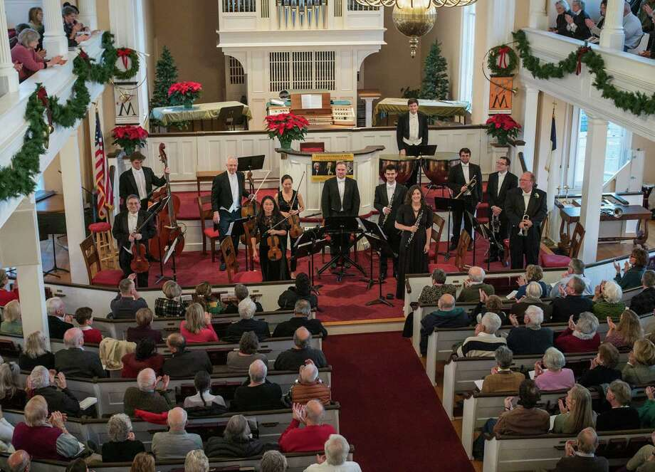 Washington Friends of Music will present the eighth annual New Year's Day concert and after-party Jan. 1 at 4 p.m. at the First Congregational Church on the Green in Washington. Photo: Courtesy Of Washington Friends Of Music / © 2019, Carl Weese