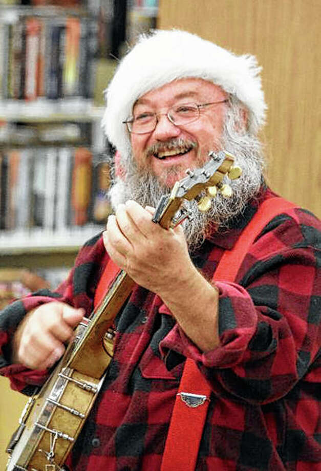 Hugo Kringle, younger sibling to Santa Claus, will be a featured guest Monday during Jacksonville Public Library's Kids' Holiday Party. Photo: Photo Provided