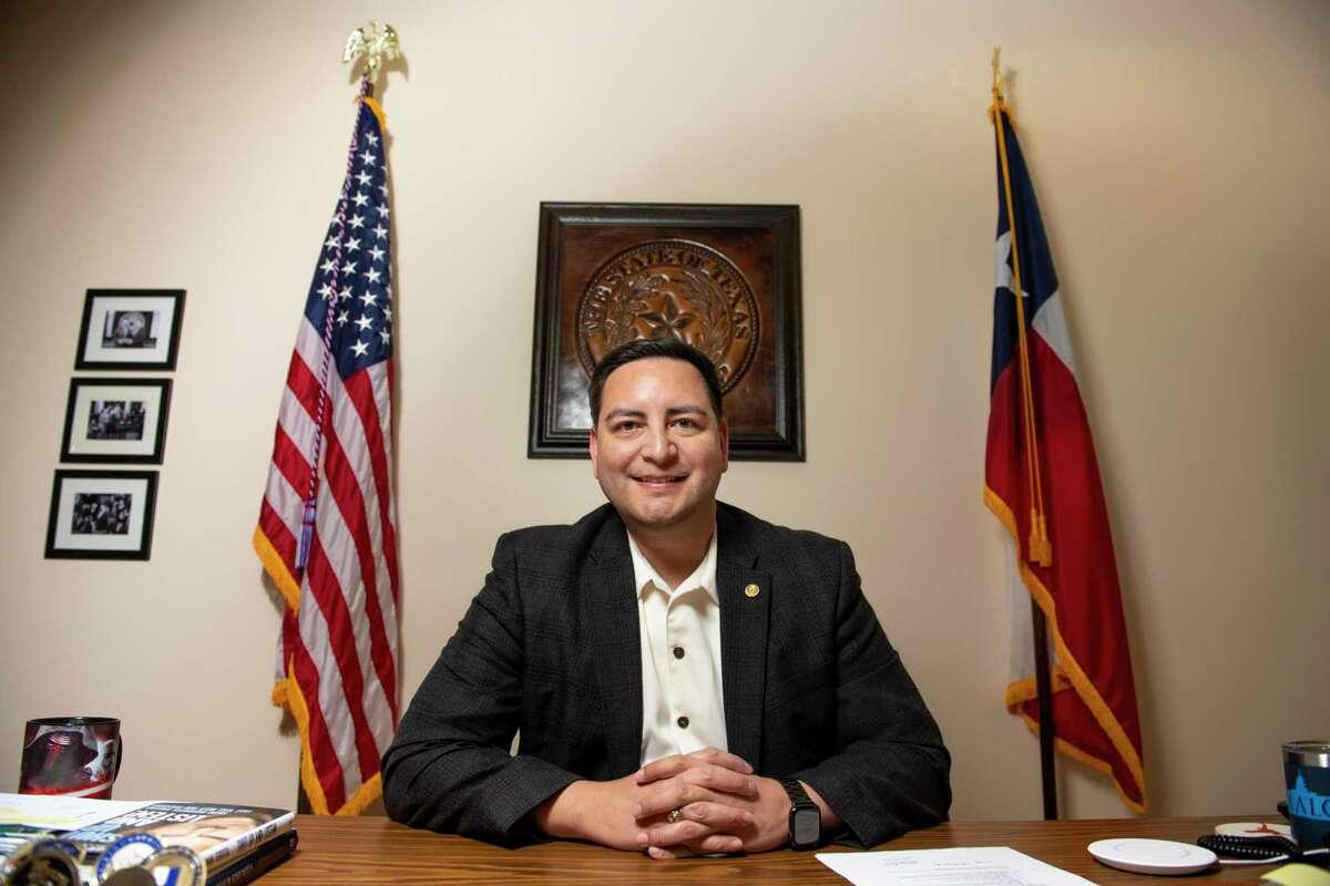 On Sunday, San Antonio Representative Philip Cortez announced that he left Austin again to rejoin the Texas Democrats in Washington.