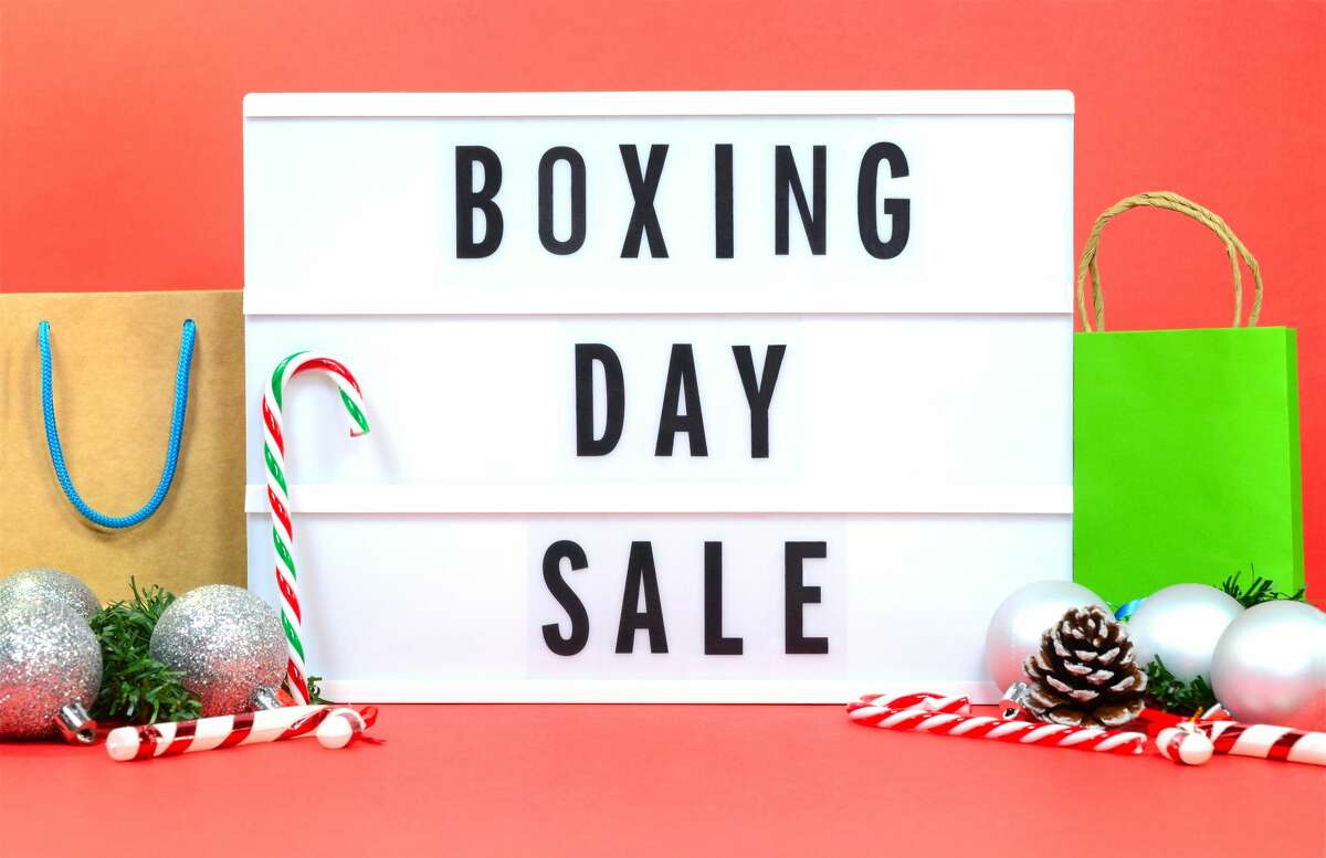 Boxing Day doesn't mean much in the United States, aside from sales.