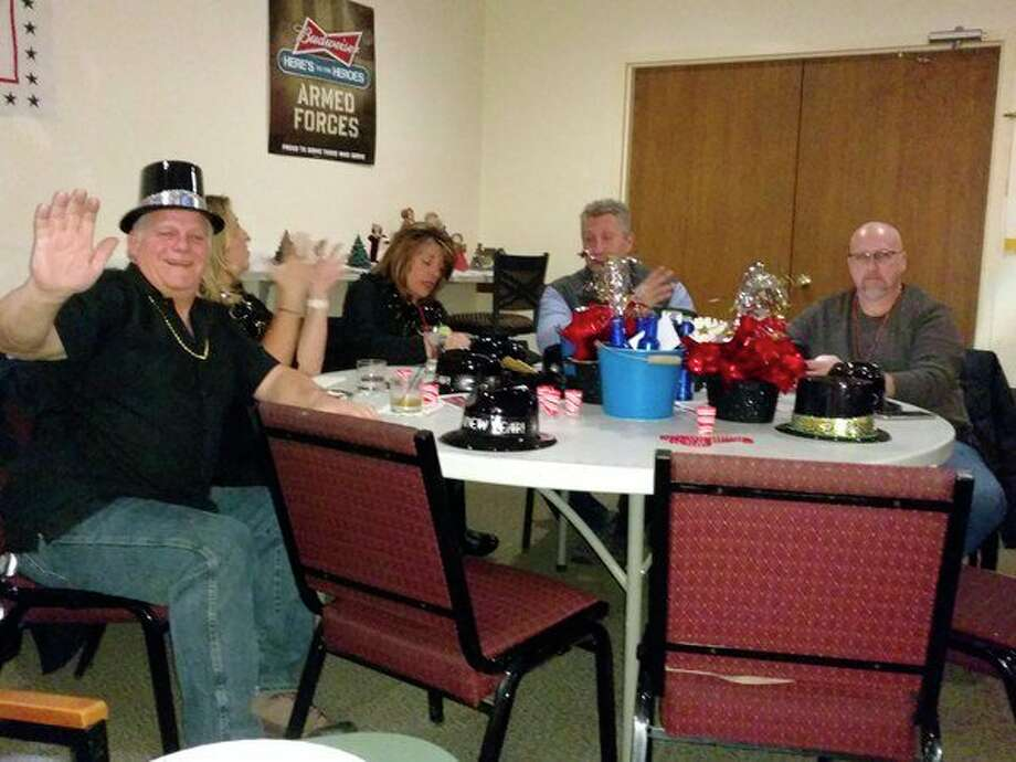 Friends and family will have the opportunity to say goodbye to 2019 and watch the ball drop on New Year's Eve, at Fraternal Order of Eagles,18361 16 Mile Road, Big Rapids. (Courtesy photo)