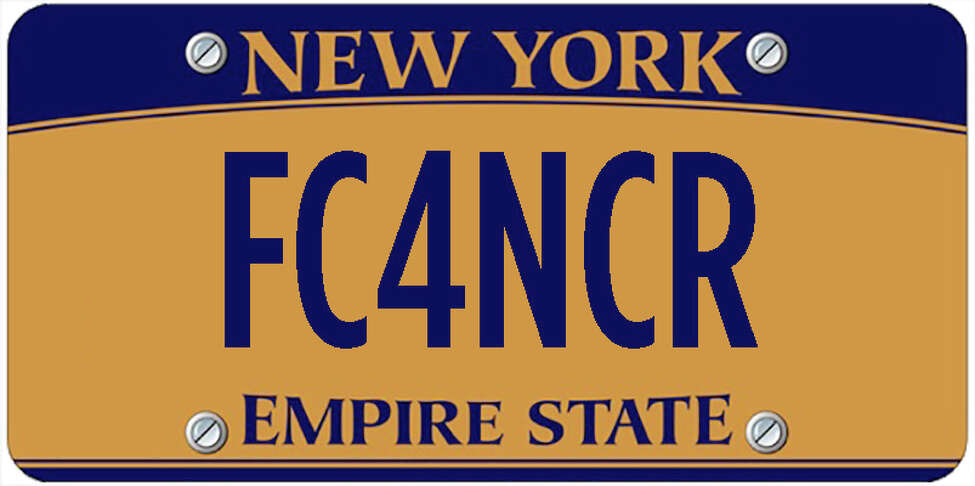 Some of the 2018 vanity license plate requests the state rejected.