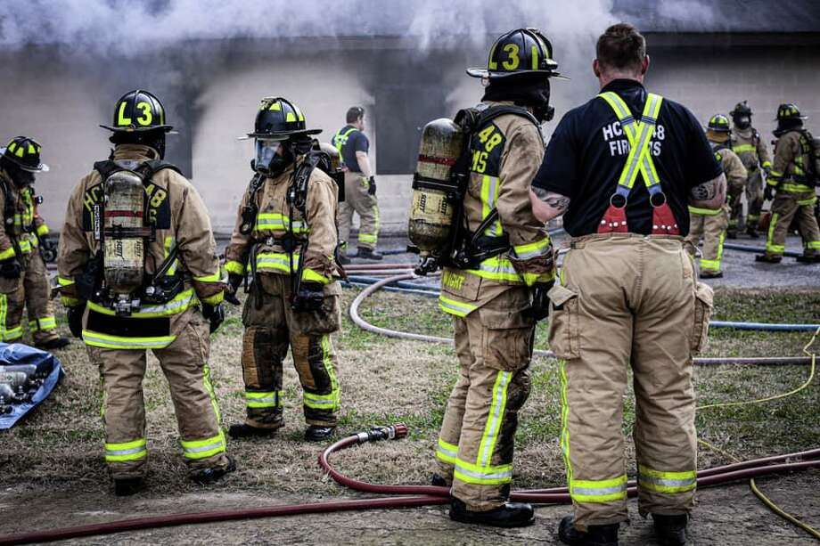 Citing an increase in mental illness among first responders, Harris County ESD No. 48 will be changing its scheduling model to allow firefighters more recovery time between shifts. Photo: Courtesy Photo