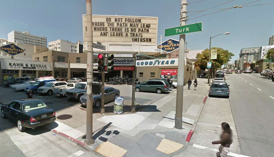 Kahn and Keville's iconic sign over the years. Photo: Google Maps