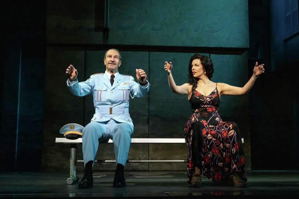Janet Dacal, right, co-stars in the touring production of