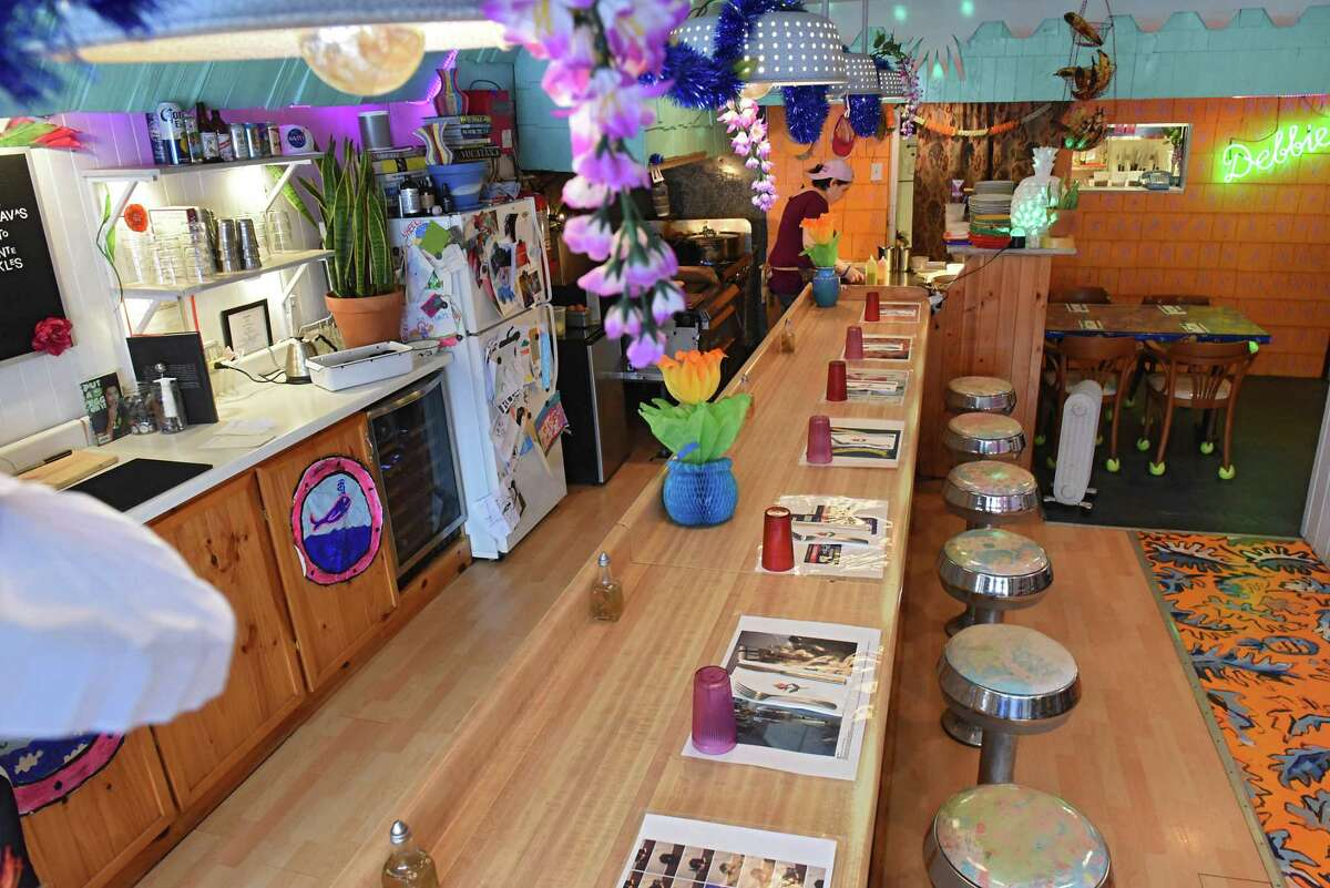 Interior of Lil' Deb's Oasis on Thursday, March 30, 2017 in Hudson, N.Y. (Lori Van Buren / Times Union)
