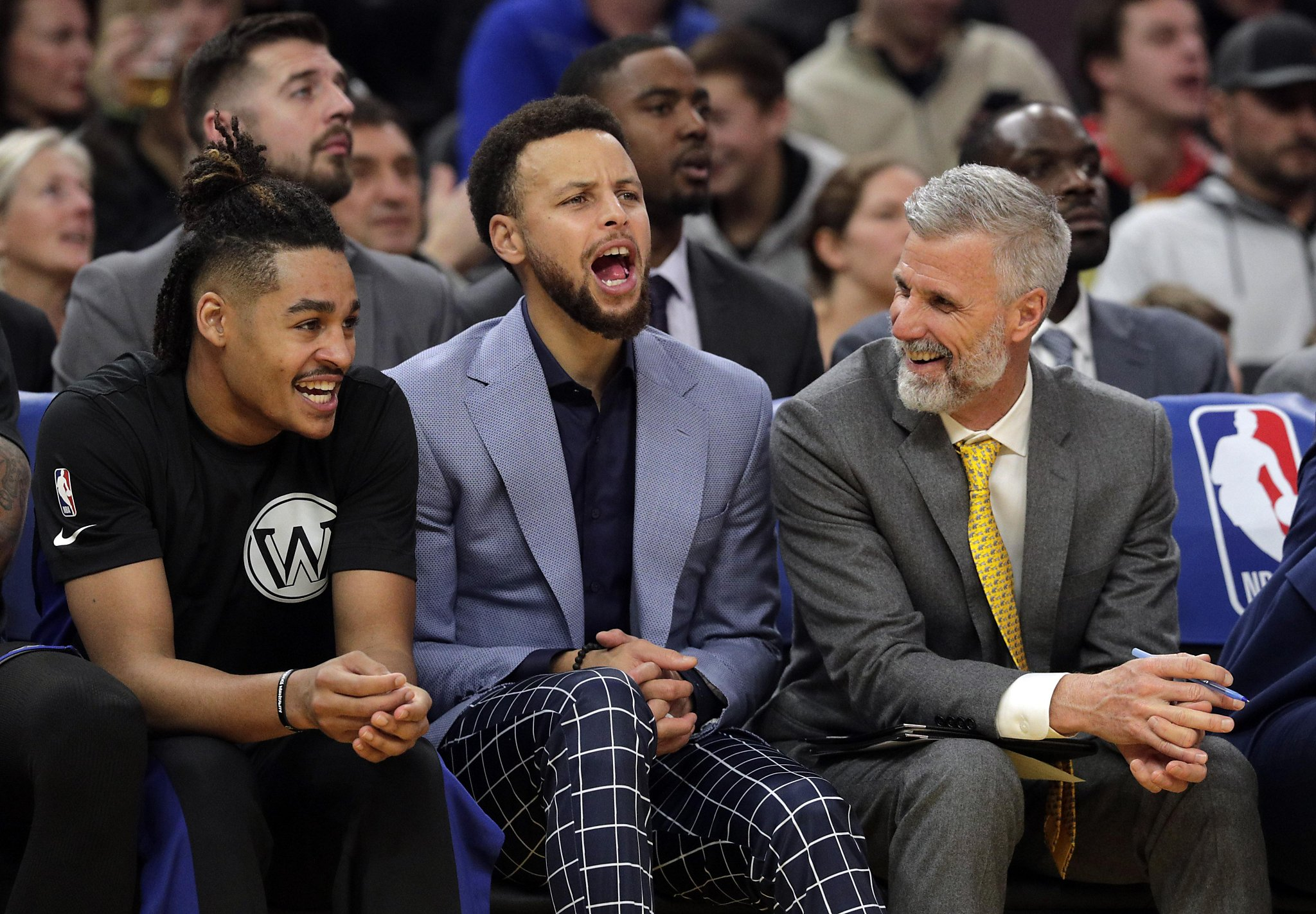 What's ahead for the Warriors? Good question