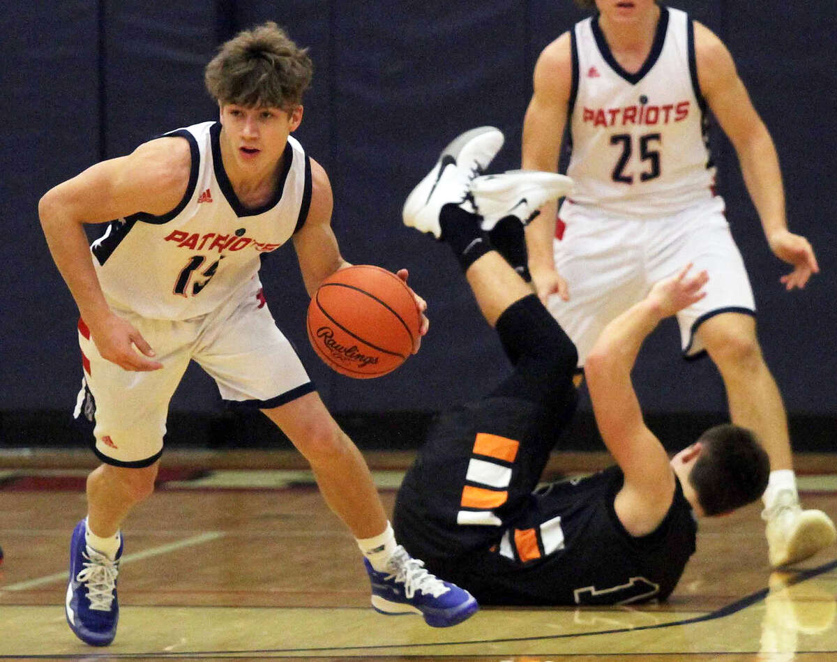 The USA boys basketball team returns to the court at Ubly on Wednesday, Jan. 8.