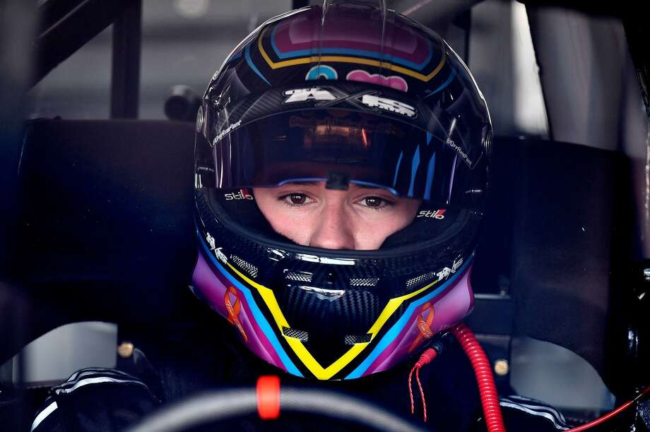 Ridgefield native Anthony Alfredo will compete in NASCAR's second highest division, the Xfinity Series, in 2020. Photo: Contributed Photo / Anthony Alfredo