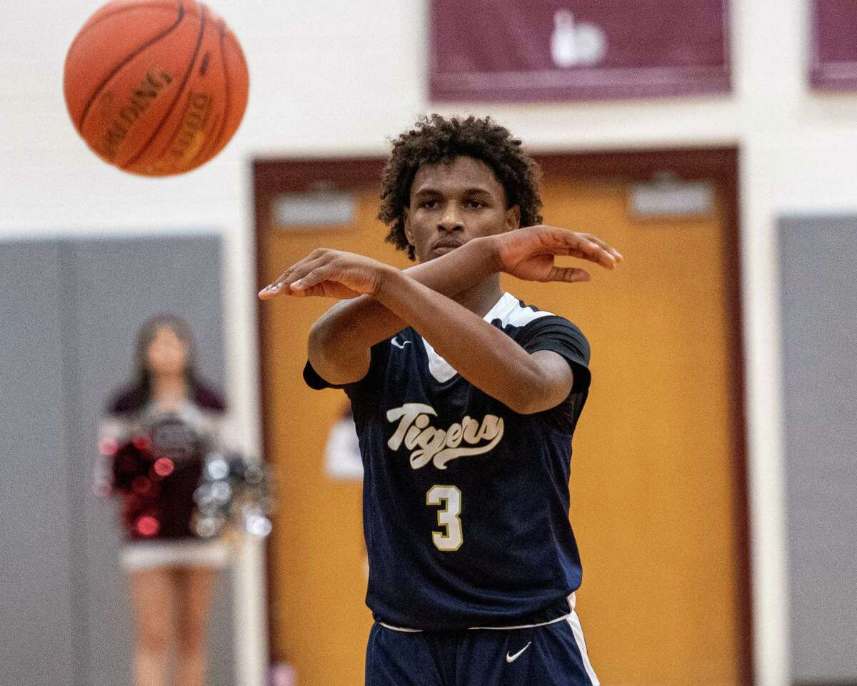 Cohoes guard Royal Brown was named Athlete of the Year for the Times Union Small-School All-Star team. (Jim Franco/Special to the Times Union)