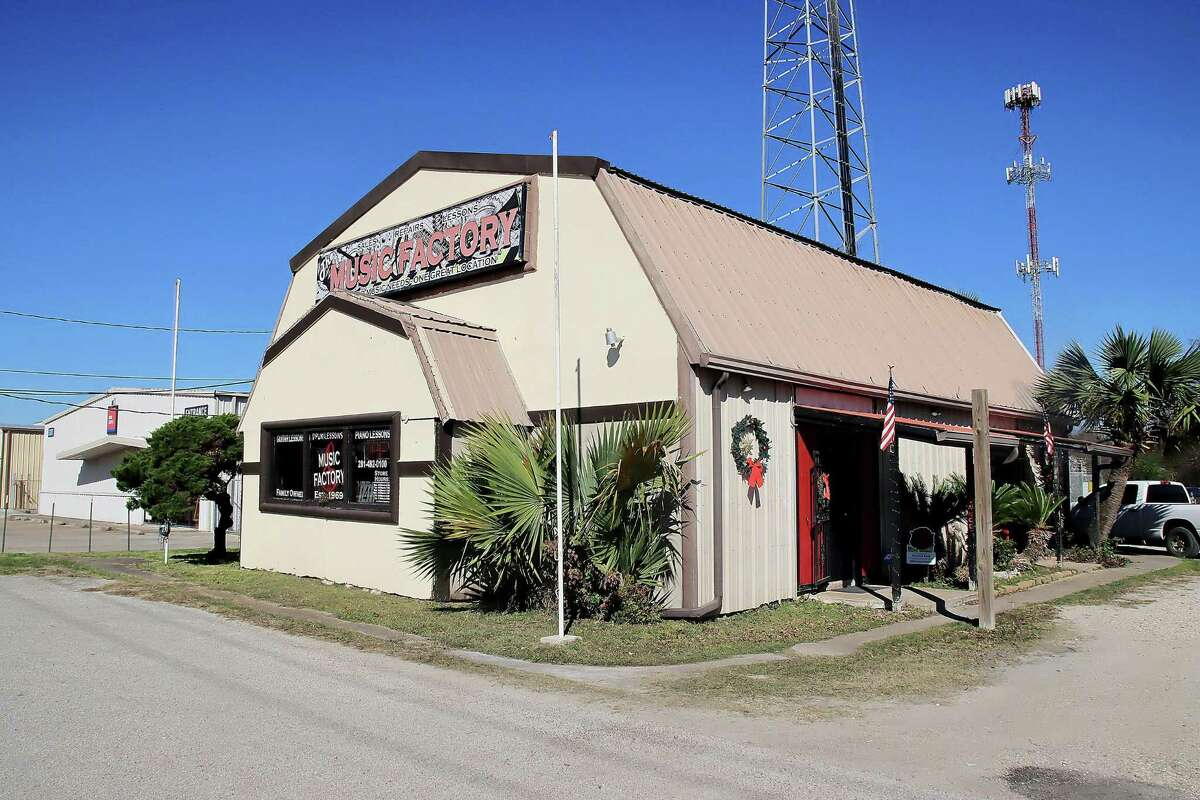 The Music Factory in Pearland is celebrating 50 years in business.