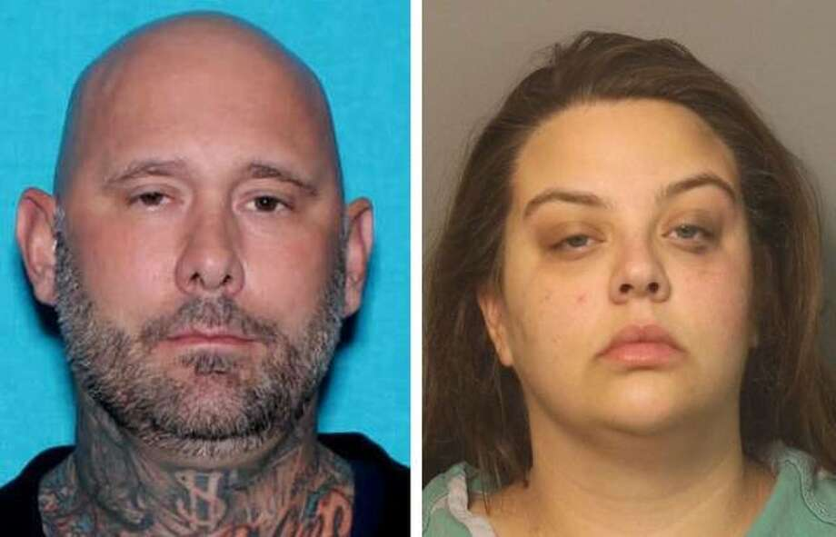 """Brady Witcher, left, and Brandy McMillan have waived extradition and will be brought to Madison County on charges related to the Dec. 19 murders of Shari Yates, Andrew """"AJ"""" Brooks and John McMillian."""
