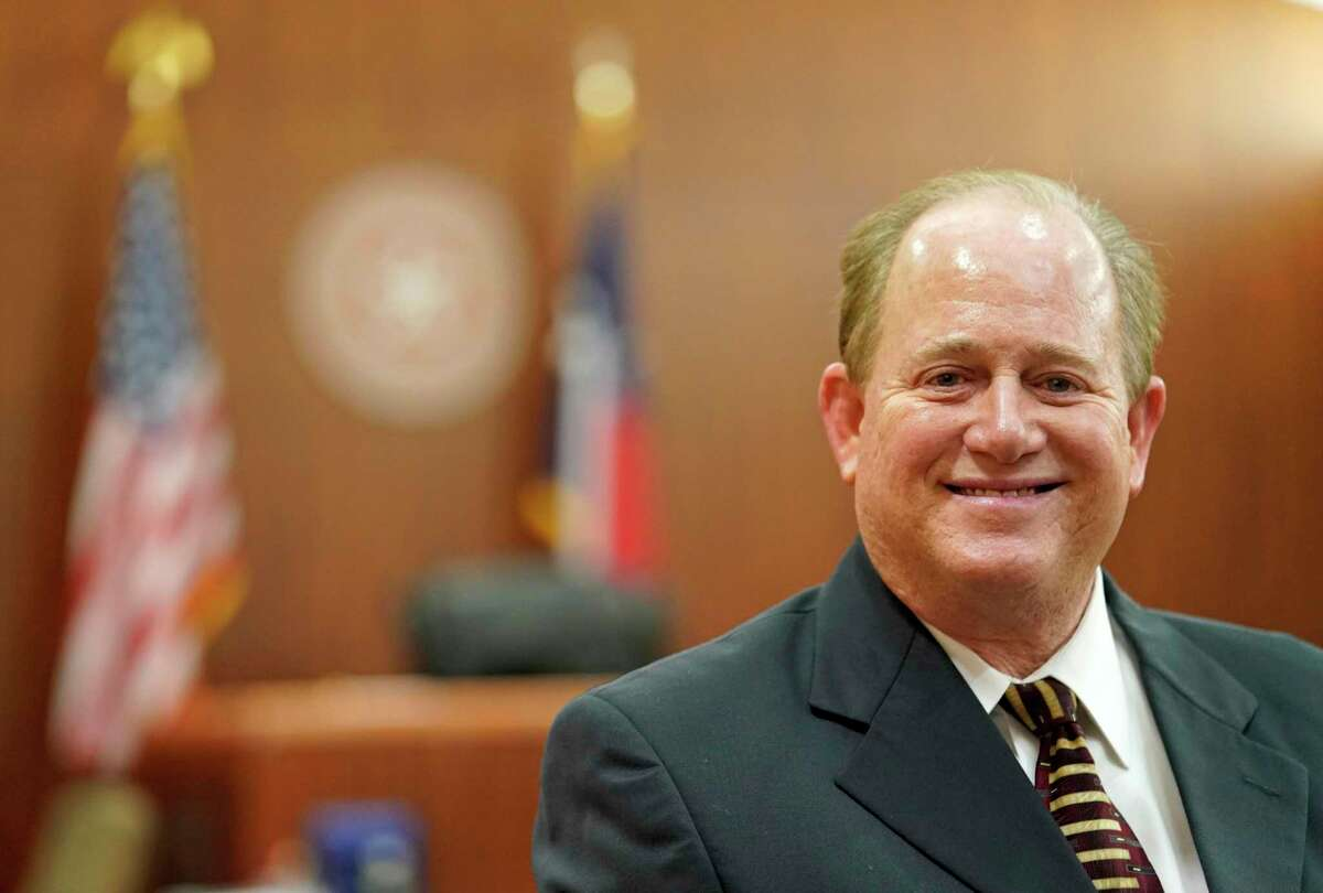 Mark Goldberg, 62, is halfway in to his first year as a prosecutor for the Harris County District Attorney's Office..