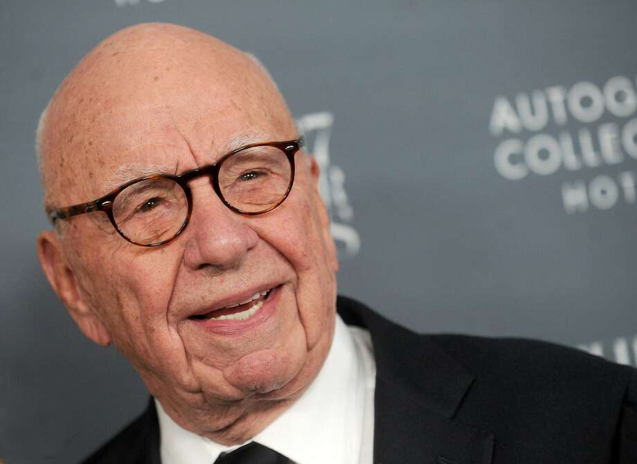 Rupert Murdoch is betting that his News Corp. can deliver a better news platform with its Knewz service. Photo: Dennis Van Tine, TNS