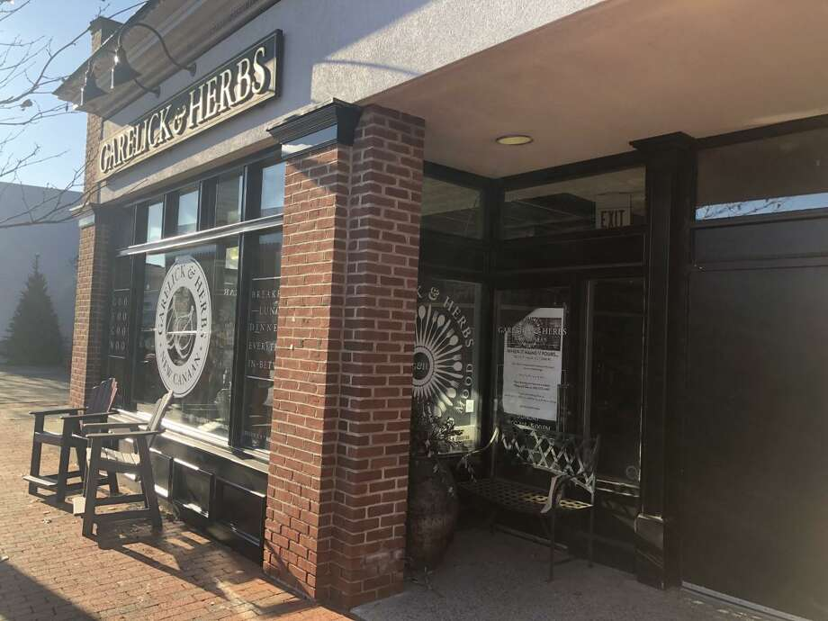 The restaurant Garelick and Herbs has paid back $116,087 in wages, and damages to 35 employees. It has four restaurants in the state of Connecticut's Fairfield County, including one at 97 Main Street in New Canaan. This restaurant has also been temporarily closed since July 2018 because of a leak, and water damage. Photo: Contributed Photo