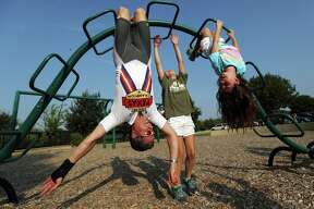 To get your family moving, be enthusiastic about exercise.