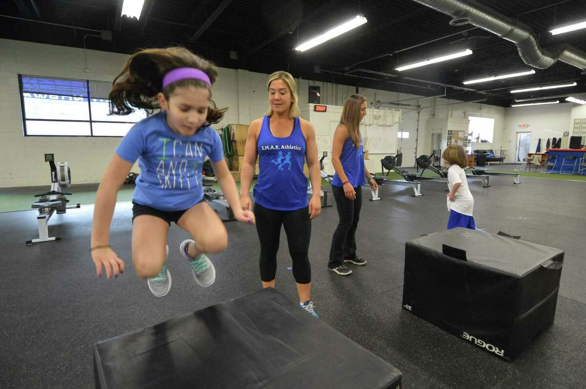 Find a family-friendly gym. Some kids get into Crossfit.