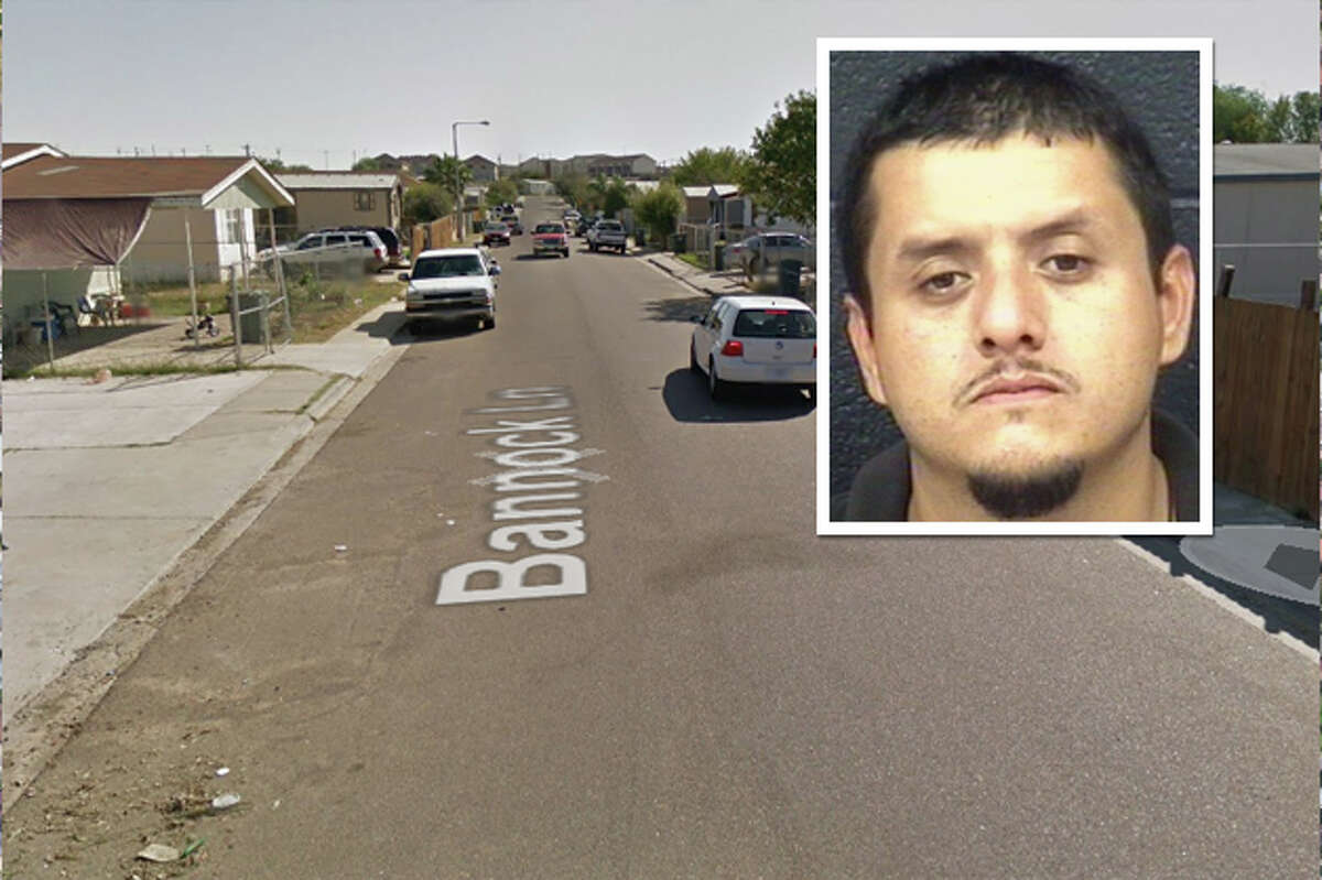 The Laredo Police Department is searching for a man wanted for burglary in the Laredo area.