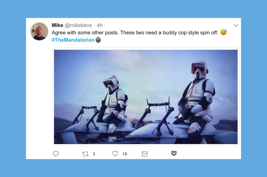 Twitter reacts to 'The Mandalorian' finale with joy and rage