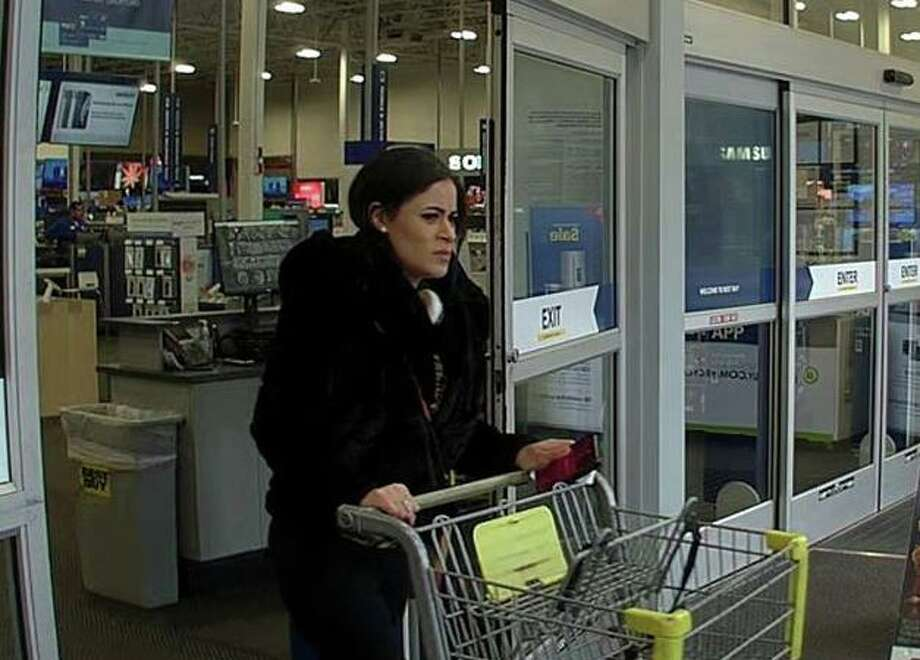 Anyone who might recognize her is asked to contact Officer Ryan at ARyan@brookfieldct.gov or 203-740-4143. The tip line can be reached at 203-740-4120. Photo: Contributed Photo / Brookfield Police Department