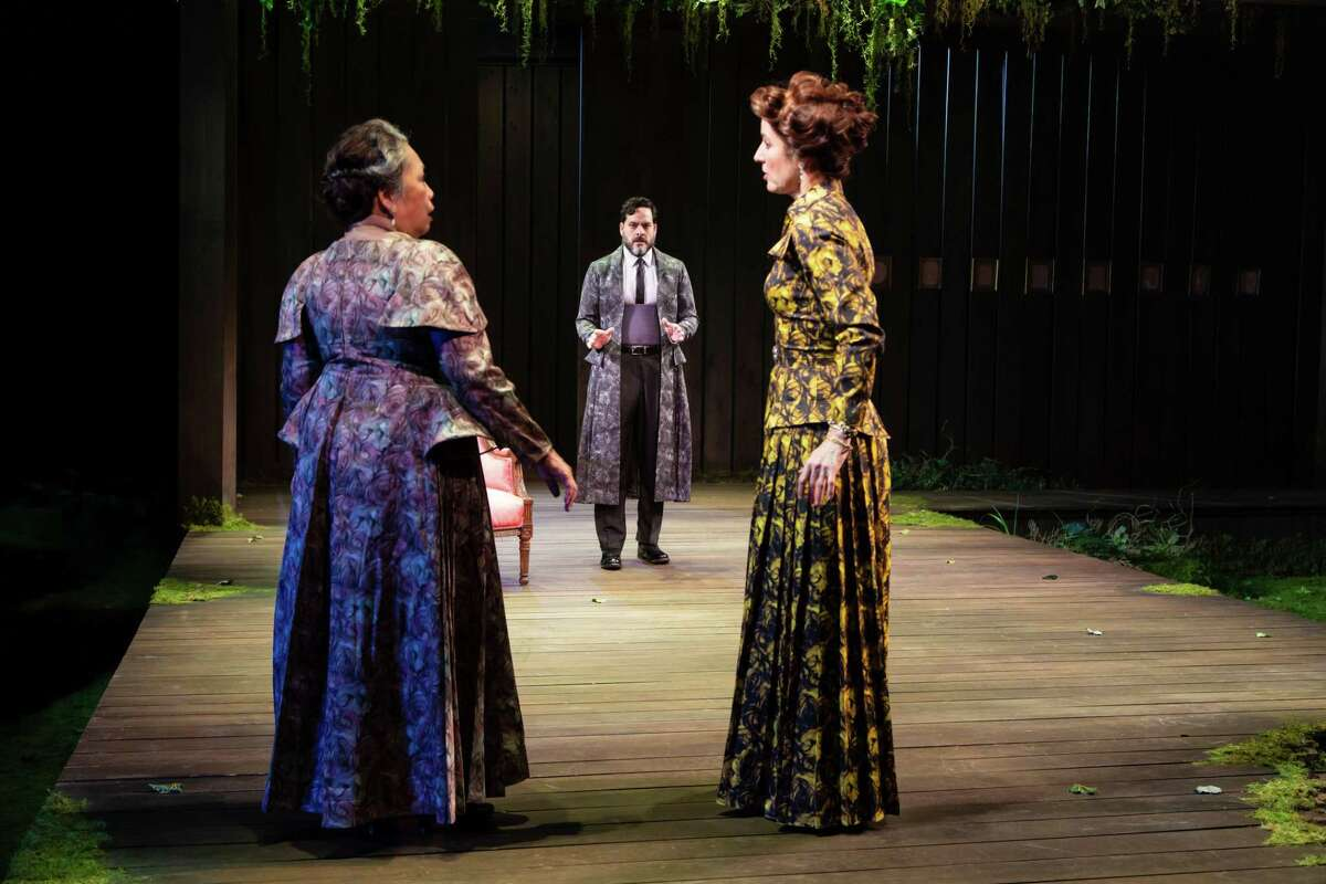 """""""A Doll's House House, Part 2"""" at the Long Wharf Theatre."""