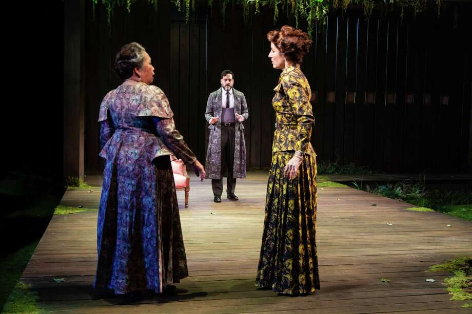 """A Doll's House House, Part 2"" at the Long Wharf Theatre. Photo: Long Wharf Theatre / Contributed Photo /"
