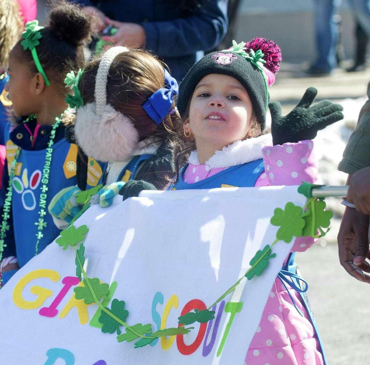 Daisy Girl Scout Day: Rosie's Story is on Jan. 11 at 10 a.m. at the Conncticut Audubon's Center at Fairfield, 2325 Burr Street, Fairfield. Daisy Girl Scouts will learn to reduce, reuse and recycle. The fee is $14 per scout and $2 per adult. Register online. For more information, visit ctaudubon.org.