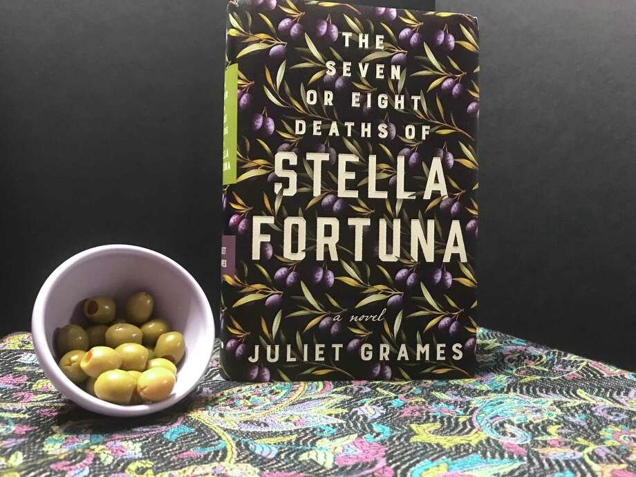 """The Seven or Eight Deaths of Stella Fortuna"" by Juliet Grames was published on May 7. Photo: TinaMarie Craven / Hearst Connecticut Media /"