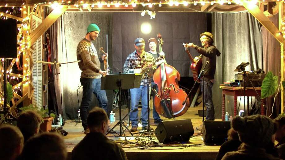 The Souped Up Bluegrass Bash will be held on Jan. 11 at 8 p.m. and Jan. 12 from 4 to 7 p.m. at the Milford Arts Council, 40 Railroad Avenue, Milford. Featuring Deadgrass on Jan. 11 and Switch Factory, Hitch & the Giddyup, and Bees in the Barn Jan. 12. Tickets are $20-$35. For more information, visit milfordarts.org. Photo: Milford Arts Council / Contributed Photo
