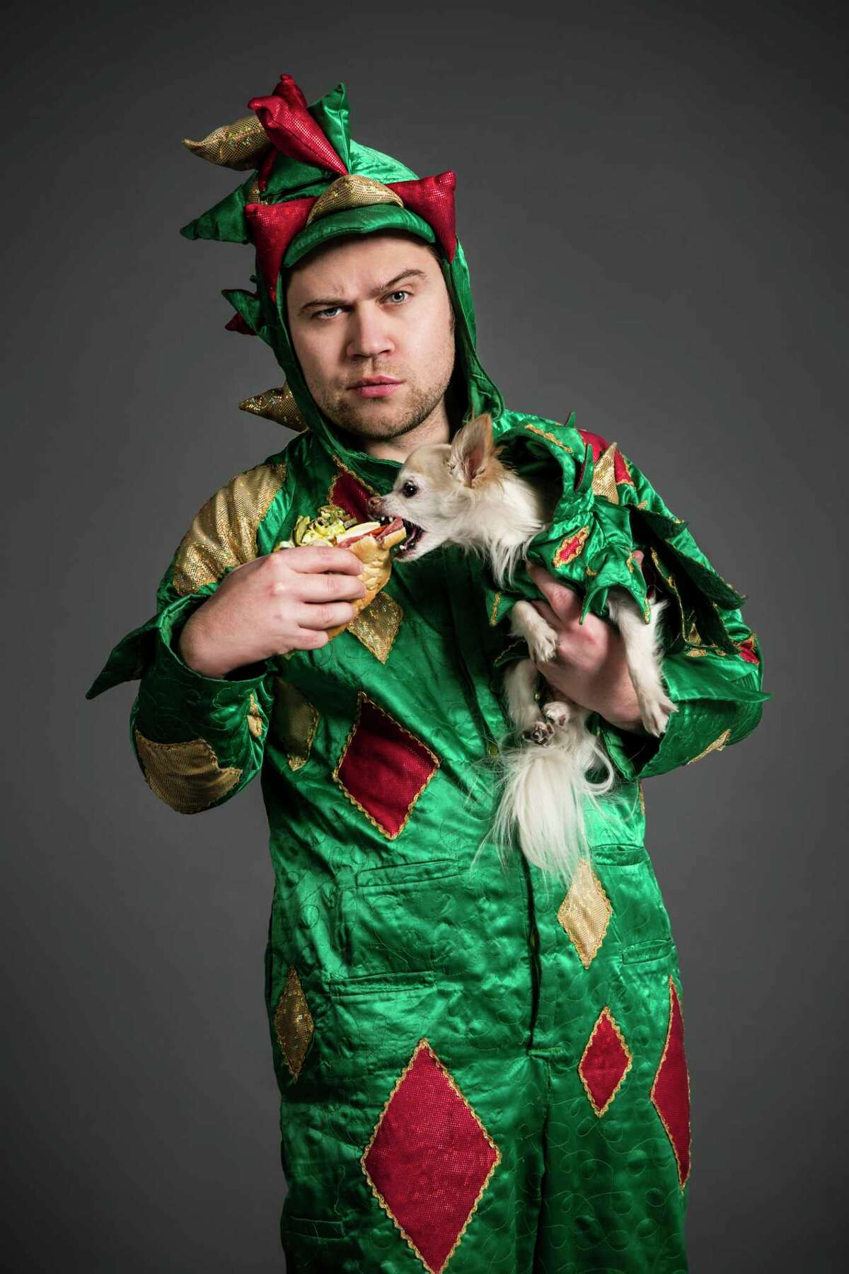 Piff the Magic Dragon will perform on Jan. 18 at 5 and 8 p.m. at the Ridgefield Playhouse, 80 East Ridge Road, Ridgefield. Tickets are $40-$65. For more information, visit ridgefieldplayhouse.org.