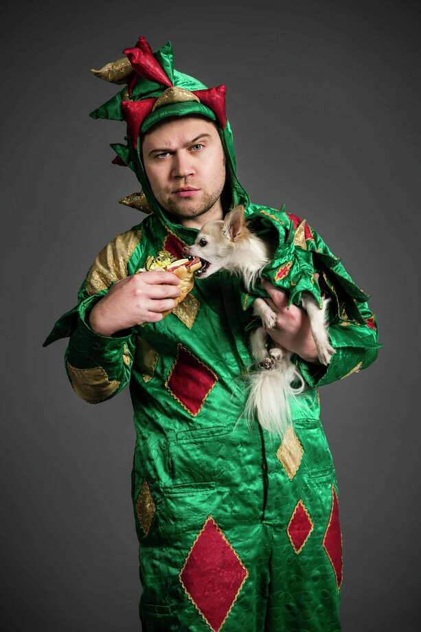 Piff the Magic Dragon will perform on Jan. 18 at 5 and 8 p.m. at the Ridgefield Playhouse, 80 East Ridge Road, Ridgefield. Tickets are $40-$65. For more information, visit ridgefieldplayhouse.org. Photo: Ridgefield Playhouse / Contributed Photo / 2013
