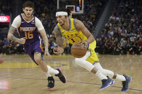 Warriors Damion Lee Winning Games And Influencing Others Sfchronicle Com