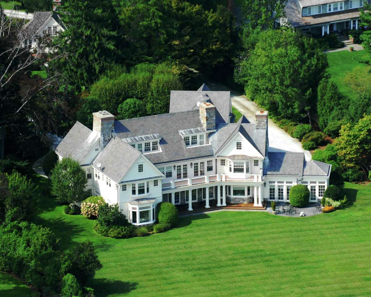 File photo of the former Westport, Conn., home of Don Imus.